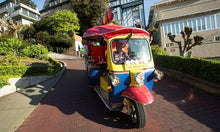 Load image into Gallery viewer, Lucky Tuk Tuk - Ultimate San Francisco City Tour