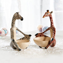 Yoga Giraffe Bowl