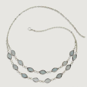 Soft Shimmer Necklace
