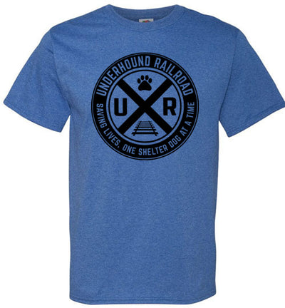 Men's Husky Fit Crew - Underhound Railroad