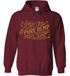 Hoodie Pullover - Fueled By Hemp