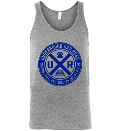 Classic Fit Unisex Tank - Underhound Railroad
