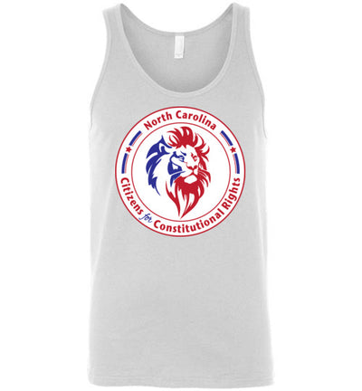 Classic Fit Unisex Tank - NCC4CR USA