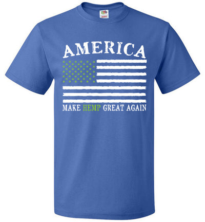 Relaxed Fit - America, Make Hemp Great Again