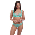 Freya Fancies Plunge Bra- Azure