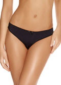 Freya Deco Thong Brief - Black