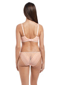 Freya Daisy Lace Brief - Blush
