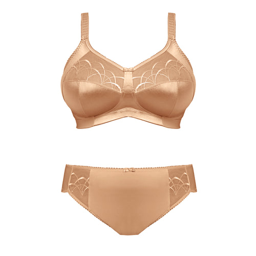 Elomi Cate Full Cup Banded Bra- Hazel