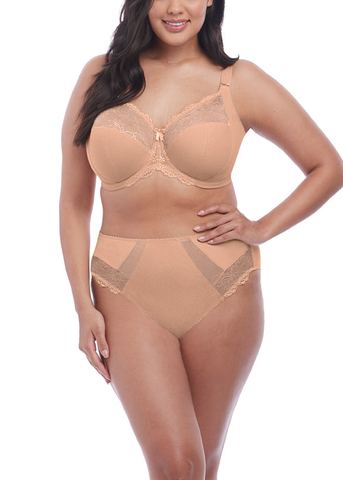 Elomi Meredith Underwire Banded Bra- Sahara