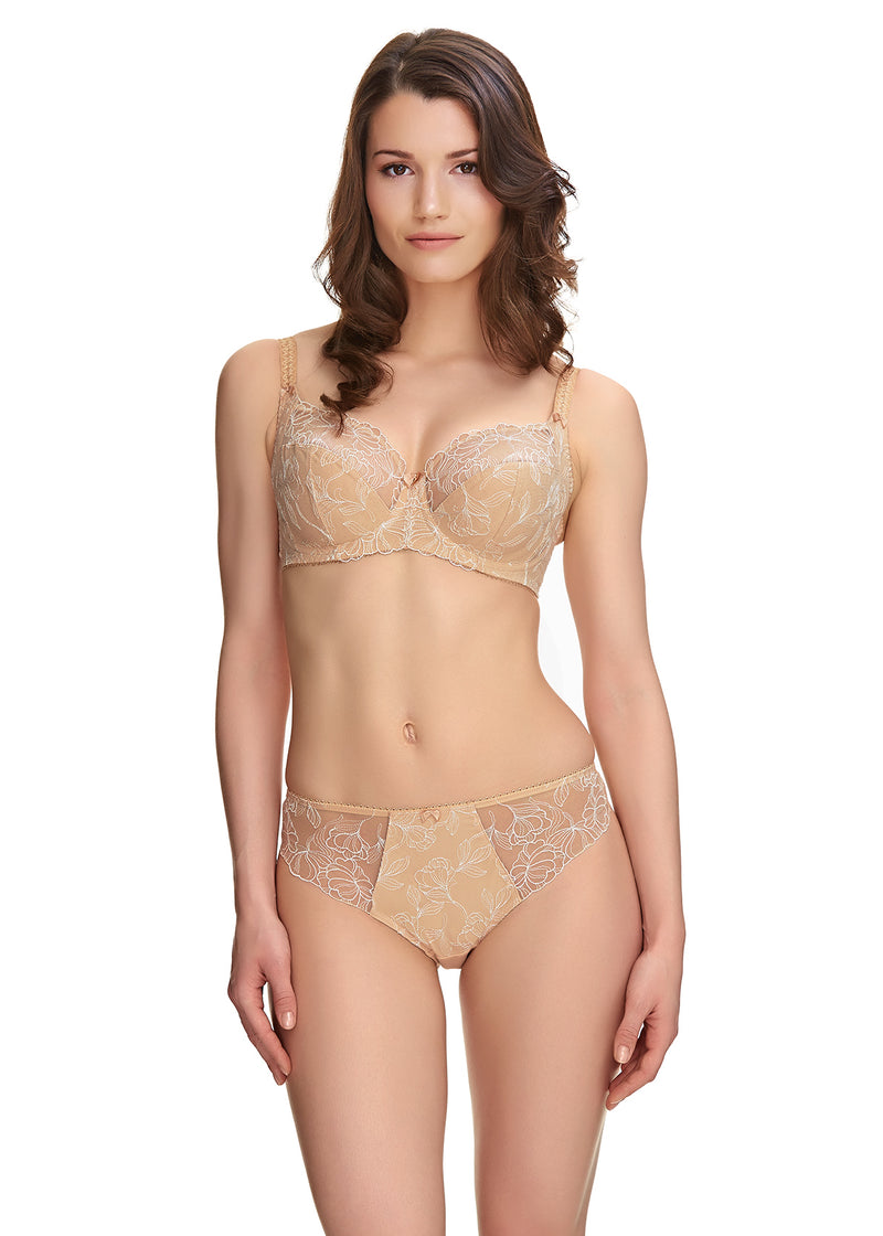 Fantasie Estelle Side Support Bra- Sand