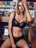 Freya Fancies Plunge Bra- Black