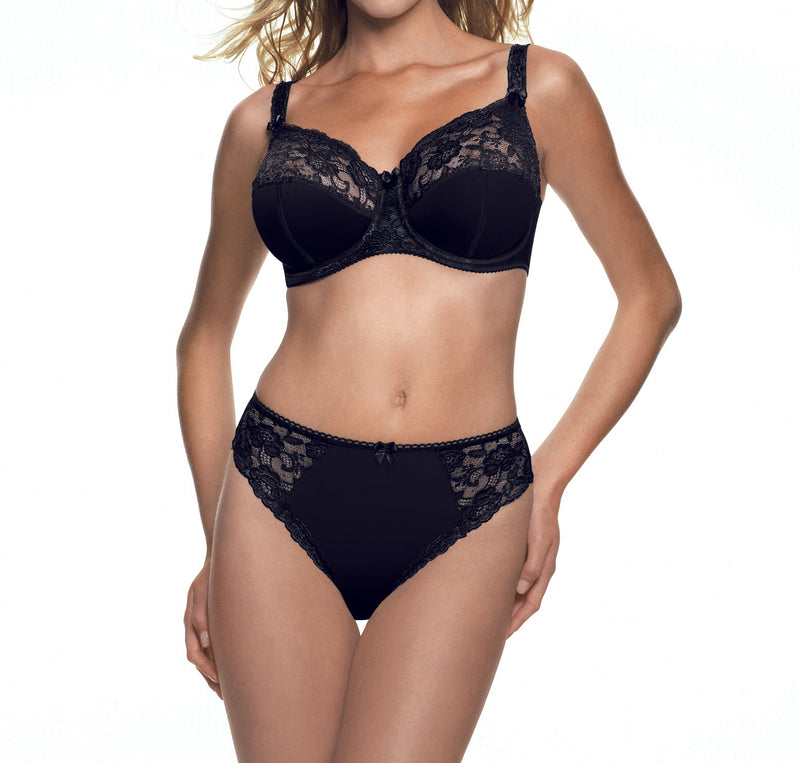 Fantasie Helena Full Cup Bra- Black