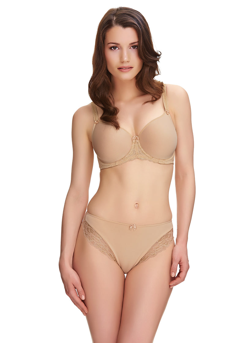 Fantasie Rebecca Spacer Moulded Full Cup Bra- Nude