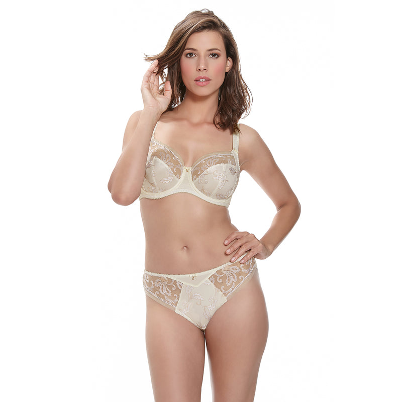 Fantasie Sofia Side Support Bra-  Ivory