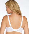 Elomi Cate Side Support Bra- White