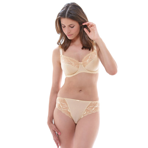 Fantasie Zoe Side Support Bra- Soft Beige