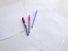 Make-Your-Own Envelope Template Printables