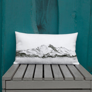 Longs Peak Premium Pillow