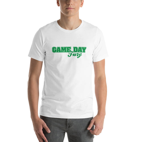 Green Game Day Short-Sleeve Unisex T-Shirt