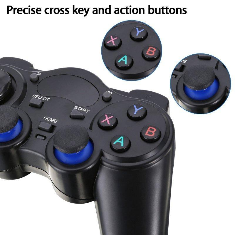 2.4 GHz Wireless Gamepad for PC, Android