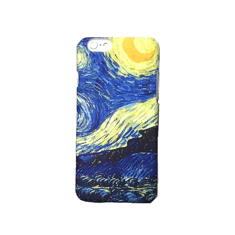 Starry night Case for iphone 7, 7 plus