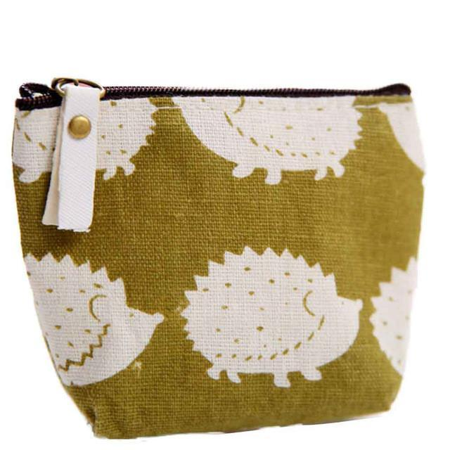 Cool vintage design pouch multiple options