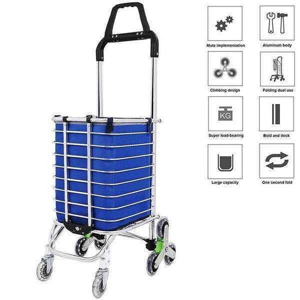 Easy Stair Climbing Cart