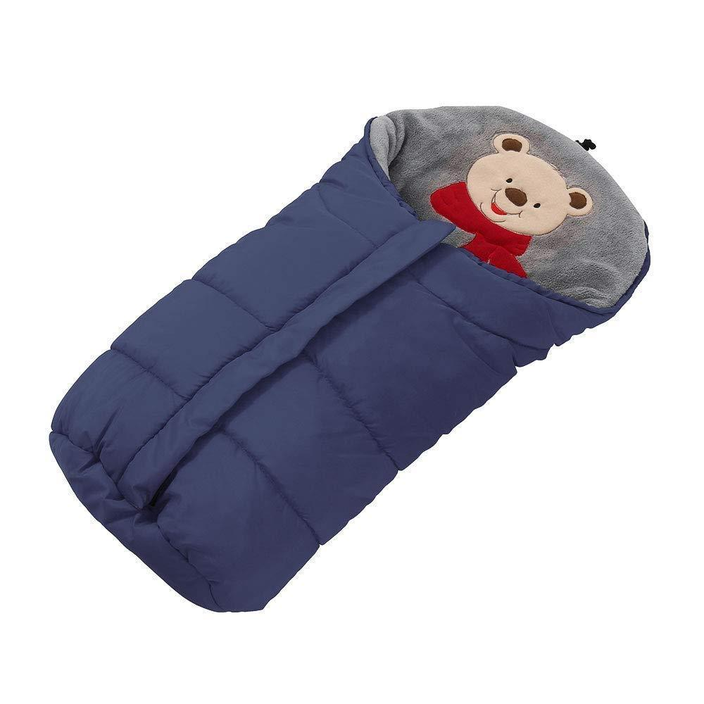 Cozy Bear Baby Sleep Sack