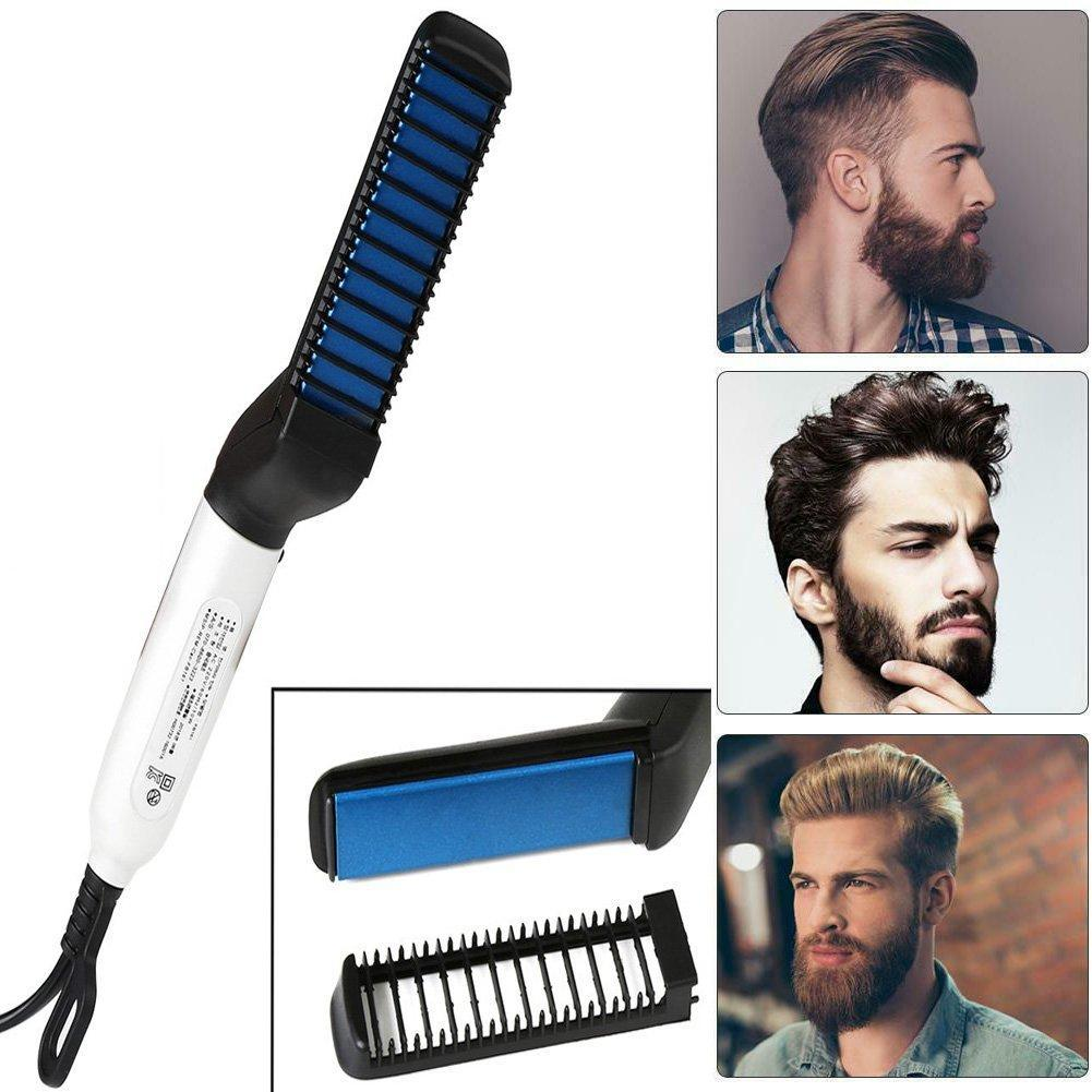 TameFinish Beard Straightener Comb
