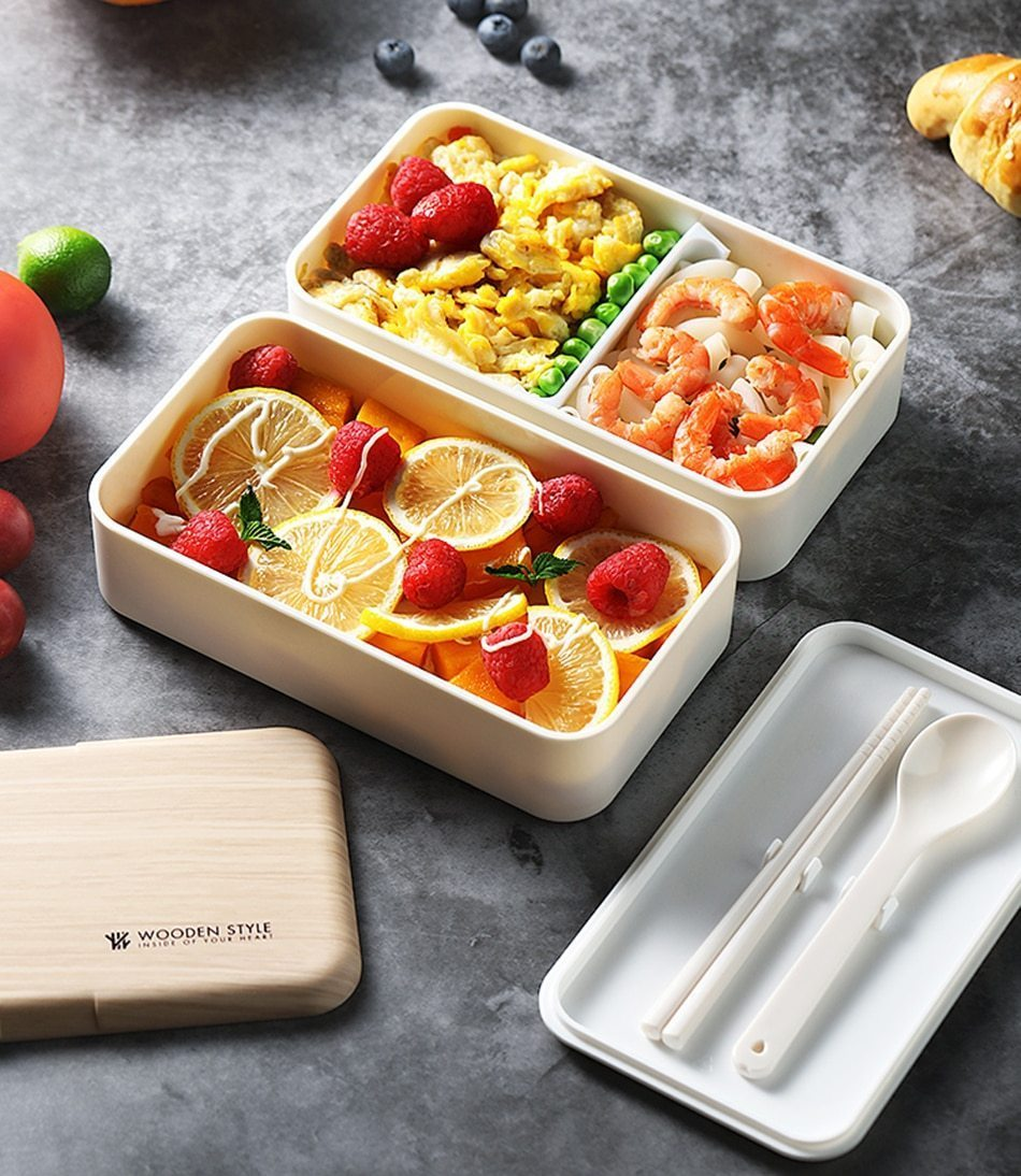 Stackable Bento Box