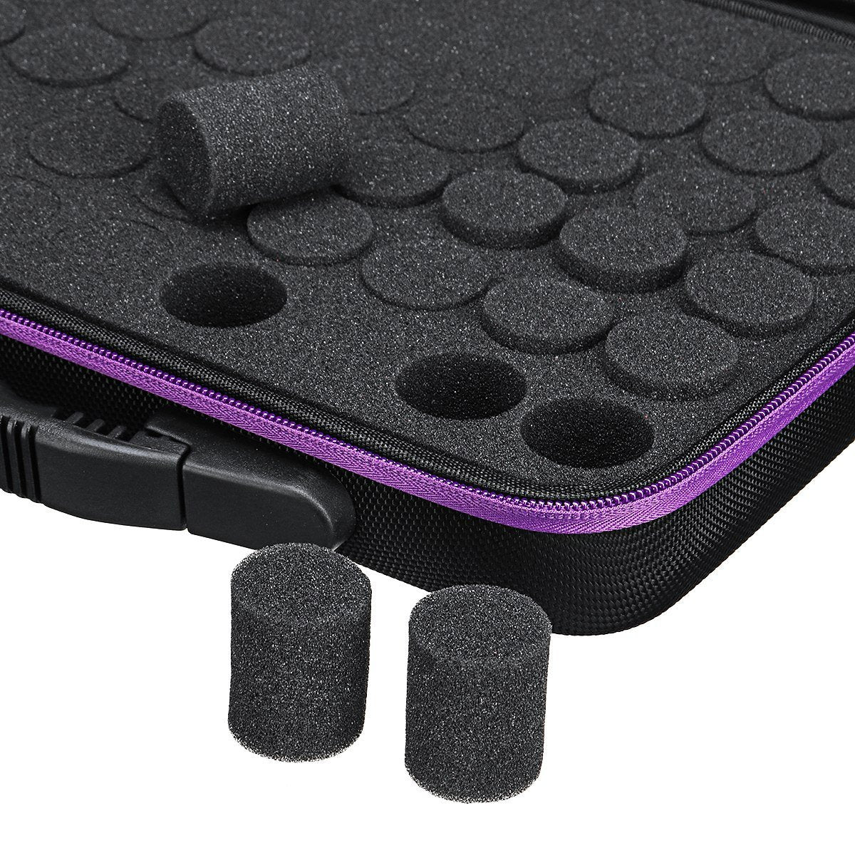 60 Slot Essential Oil Storage Case for 15 mL Bottles