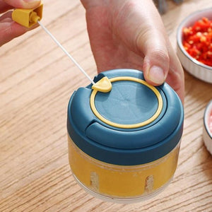 Easy Garlic Mincer Mini Chopper