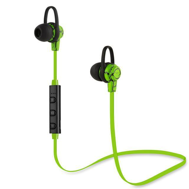 Spider bluetooth 4.1 sweatproof sport headphones