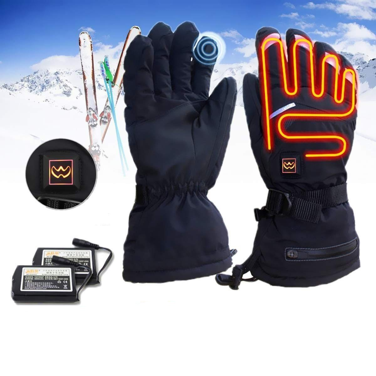 Battery Heated Gloves