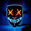 LED Purge Party Mask