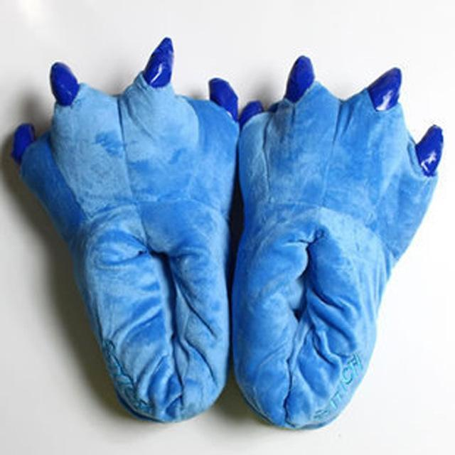 Monster Feet Slippers