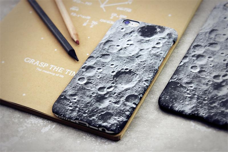 Moon crater case for iPhone 7, 7 plus