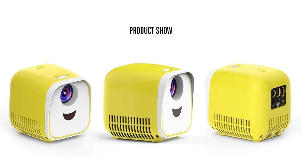 Mini Movie Projector