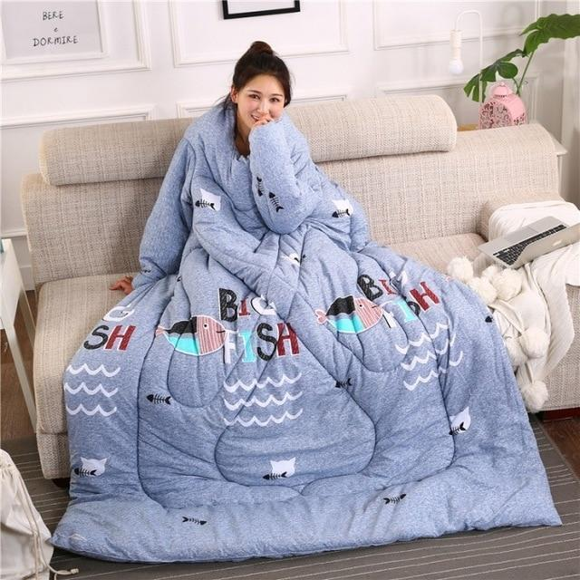 Snuggle Wearable Blanket