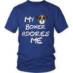My Boxer Adores Me T-Shirt