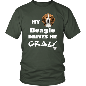 My Beagle Drives Me Crazy