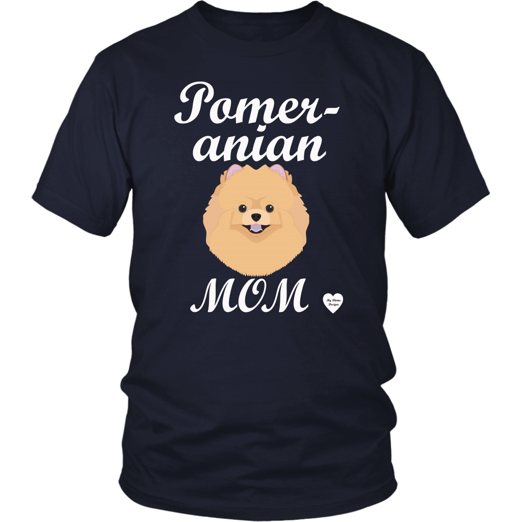Pomeranian Mom T-Shirt