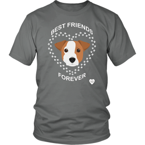 Jack Russell Best Friends Forever T-Shirt