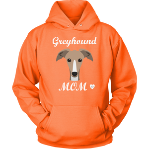 Greyhound Mom Hoodie