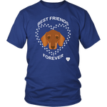 Dachshund Best Friends Forever T-Shirt
