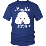 Poodle Mom T-Shirt