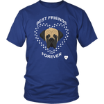 Bullmastiff Best Friends Forever