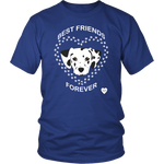 Dalmatian Best Friends Forever T-Shirt