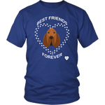 Bloodhound Best Friends Forever T-Shirt
