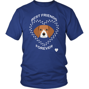 Beagle Best Friends Forever